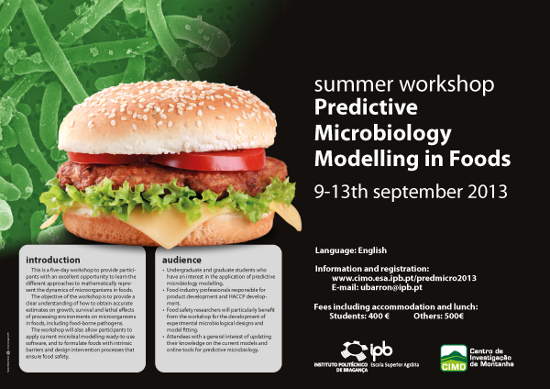 2013_Cartaz_Predictive_Microbiology