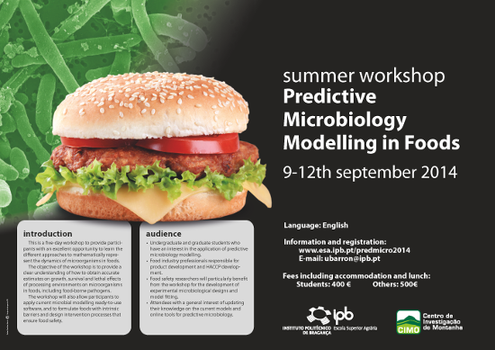 2014 Cartaz Predictive Microbiology