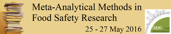 Summer Workshop: Meta-Analytical Methods in Food Safety Research